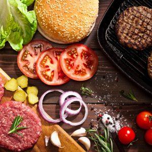 De hamburgers van Nannings