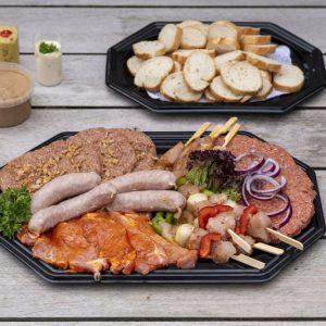 Buitenkeuken grillpakket